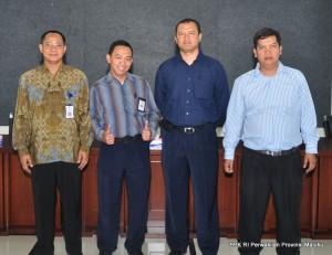 Pejabat Struktural Perwakilan provinsi Maluku