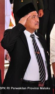 Kepala Perwakilan, Drs. Darwin Wibawa.,M.M