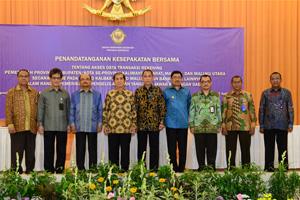 Foto Bersama Ketua BPK