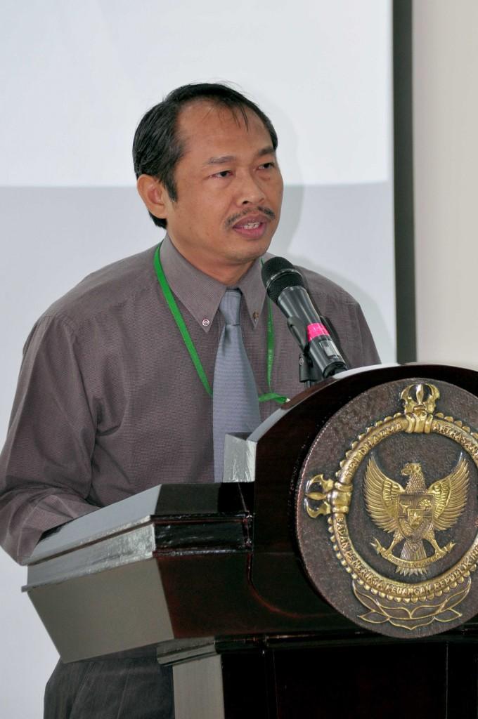 Kepala Sekretariat Perwakilan, Bapak Aan Hayatullah