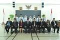 Foto Bersama PNS yang baru dilantik dengan Kepala Perwakilan dan Pejabat Struktural-3