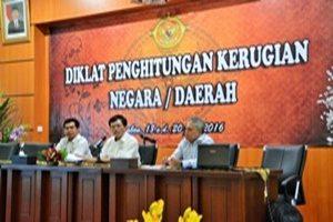 Kepala Perwakilan Membuka Acara Diklat PKN