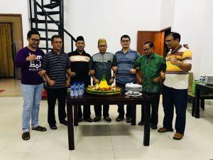 Malam Tirakatan BPK Perwakilan Maluku