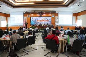 Suasana kegiatan Media Workshop